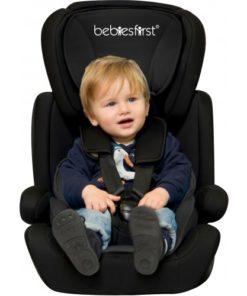 Bebies First Autostoel Scout Zwart