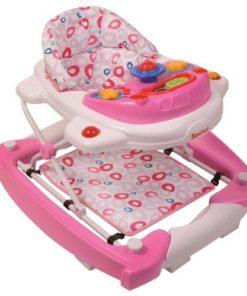 Baninni Loopstoel Candy Pink