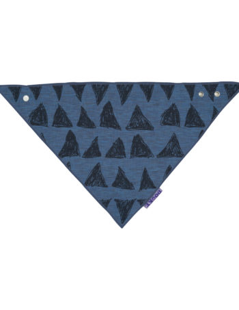 Dooky Tribal Dribble Bandana Slab Blue
