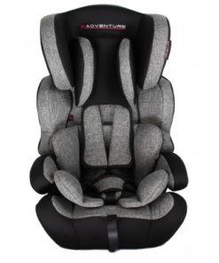 XAdventure Autostoel Premium 9-36kg Grijs