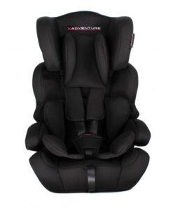 XAdventure Autostoel Premium 9-36kg Zwart