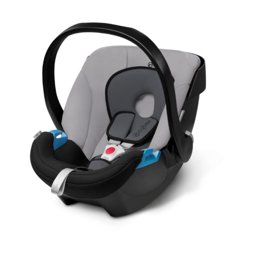 Cybex Aton Baby Autostoeltje Grey Rabbit