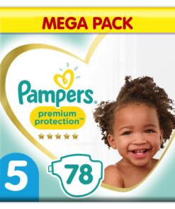 Pampers Premium Protection - Maat 5 - Mega Pack - 78 luiers