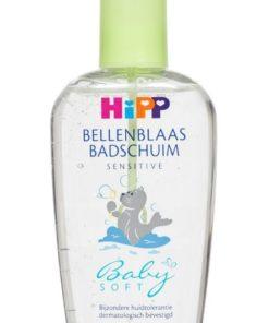 Hipp - Badschuim / Bellenblaas - 200ml - Baby Soft